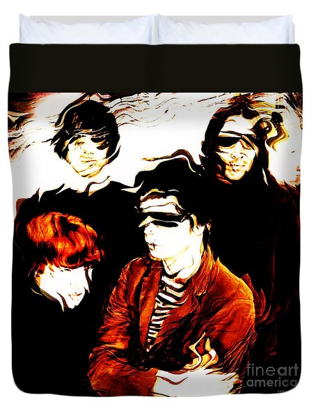 The Velvet Underground  Duvet Cover