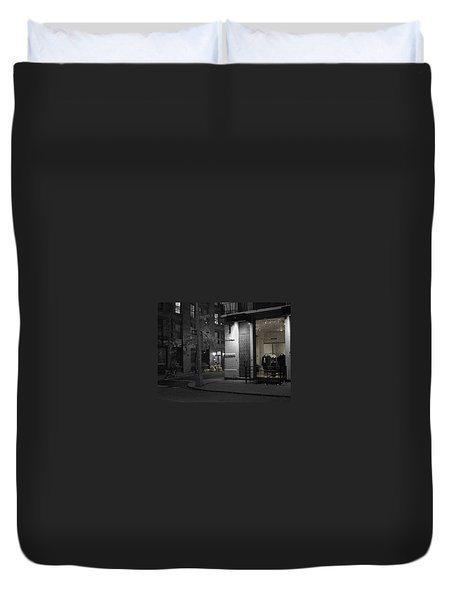 The Village Always New Duvet Cover by Steve Archbold