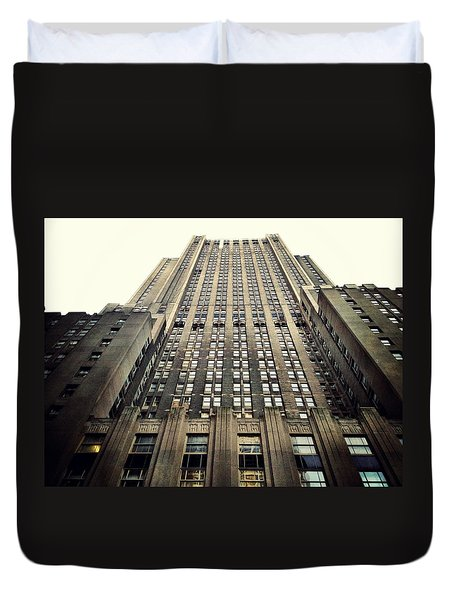 The Waldorf Duvet Cover