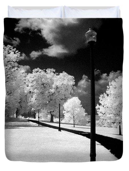 The Walkway Duvet Cover