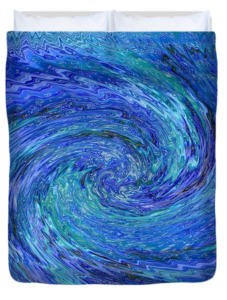 The Wave Duvet Cover by Carol Groenen