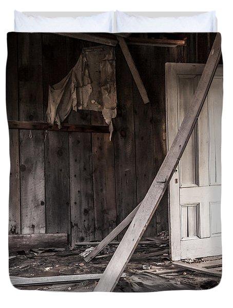 The White Door Duvet Cover