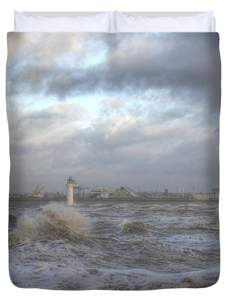 The Wild Mersey 2 Duvet Cover