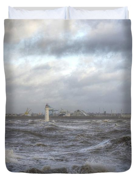 The Wild Mersey Duvet Cover
