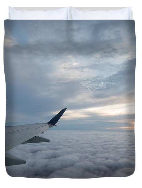 The Window Seat Duvet Cover