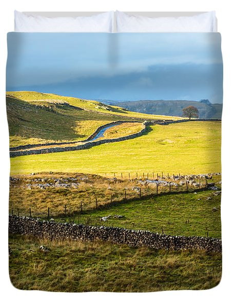 The Yorkshire Dales Duvet Cover
