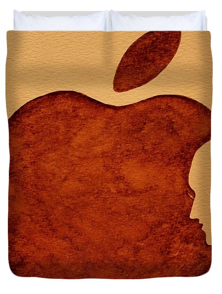 Think Different Steve Jobs 3 Duvet Cover