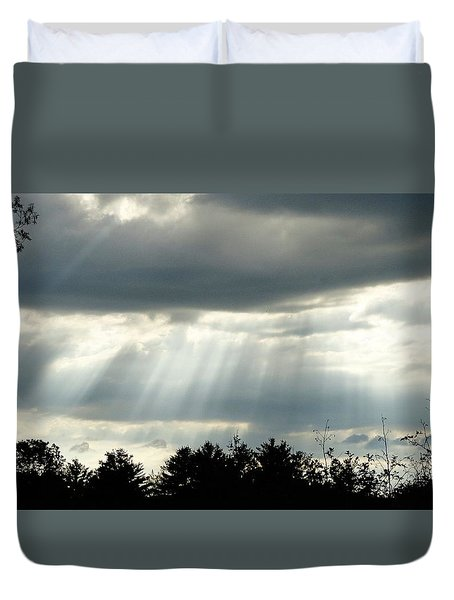 This Too Shall Pass Duvet Cover