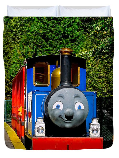 Thomas Duvet Cover