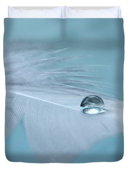 Thoughts Of Yesterday Duvet Cover