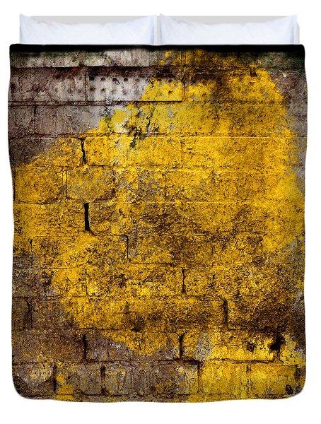 Three Moods Of Modern I Duvet Cover by Brett Pfister