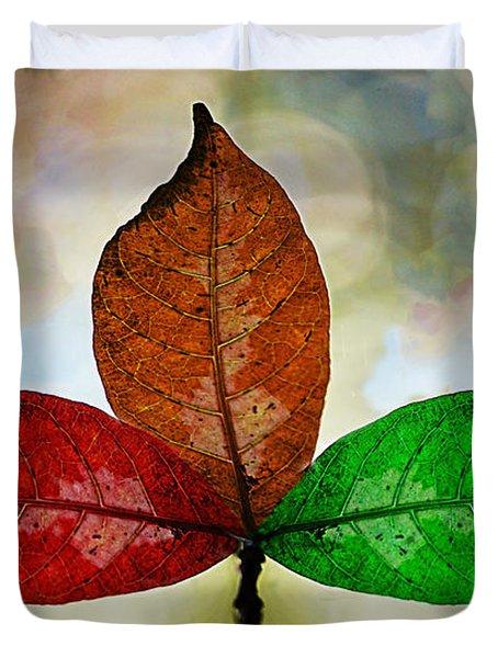 Three Seasons Duvet Cover