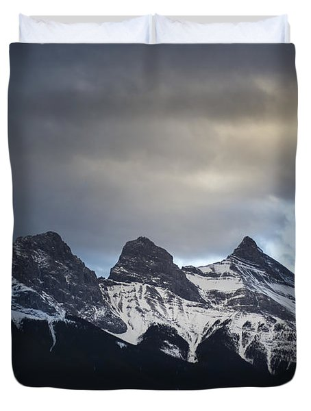 Three Sisters - Special Request Duvet Cover