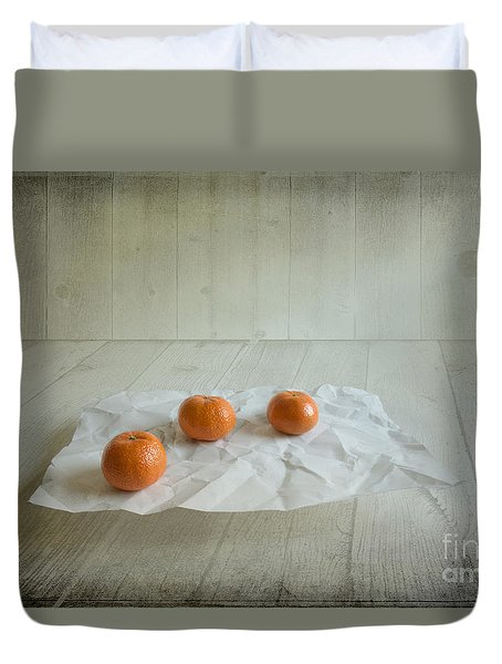 Three Duvet Cover by Veikko Suikkanen