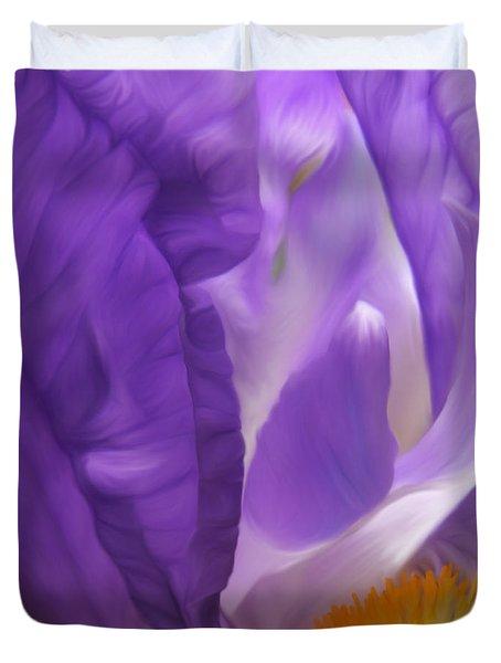 Thumbelina Dreaming Duvet Cover