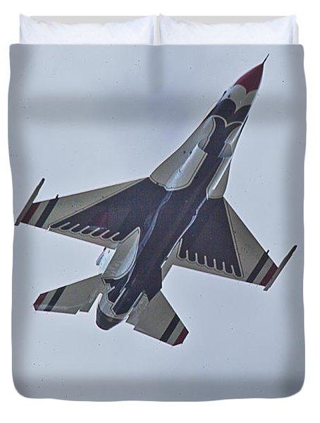 Go Go Thunderbirds Duvet Cover
