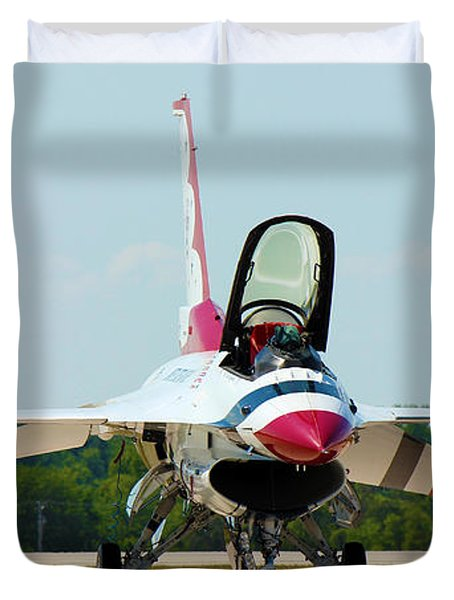 Thunderbird No1 Duvet Cover