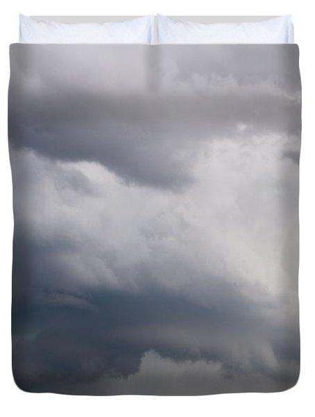 Thunderstorm Squall Duvet Cover