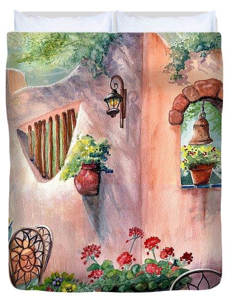 Tia Rosa's Duvet Cover