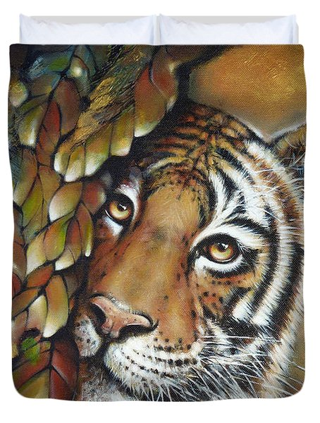 Tiger 300711 Duvet Cover