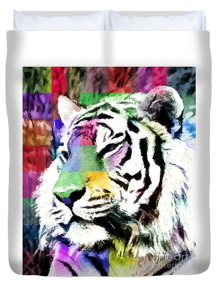Tiger - Tigre Duvet Cover