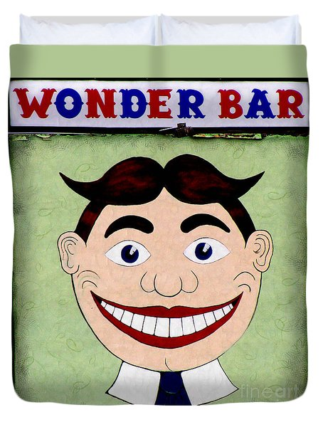 Tillie - Wonder Bar Duvet Cover