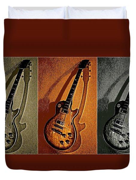Timbre Rock Duvet Cover