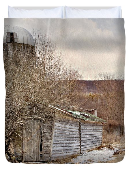Time Gone By  Duvet Cover by A New Focus Photography