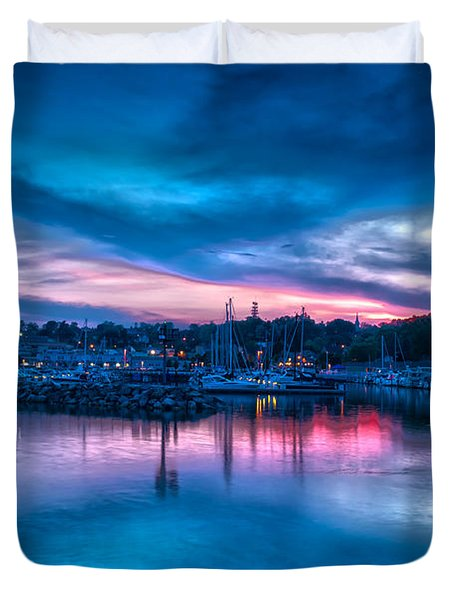 Timeless View Duvet Cover