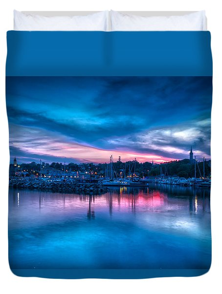 Timeless View Duvet Cover by James  Meyer