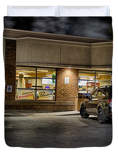 Timmy's At Night Duvet Cover