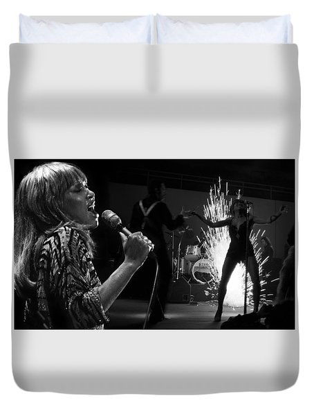 Tina Turner  Duvet Cover