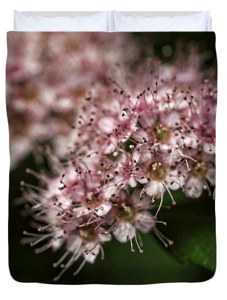 Tiny Flowers Duvet Cover