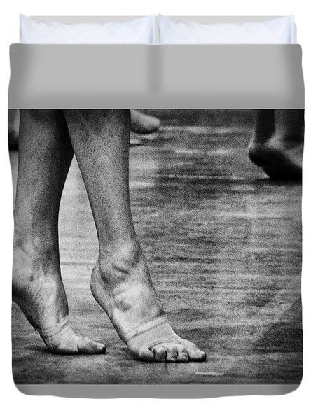 To Dance Duvet Cover