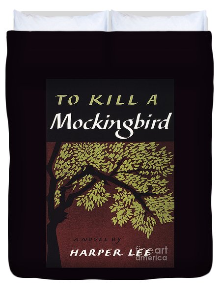 To Kill A Mockingbird, 1960 Duvet Cover