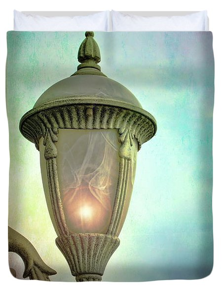 To Light Your Way Duvet Cover