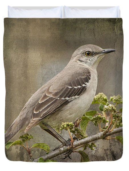 To Still A Mockingbird Duvet Cover