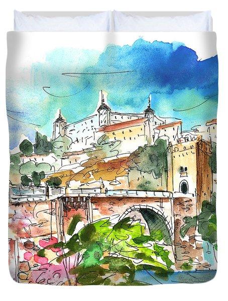 Toledo 01 Duvet Cover