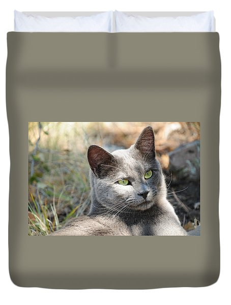Tom Cat Duvet Cover
