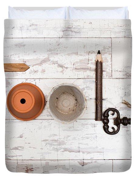 Tools Duvet Cover