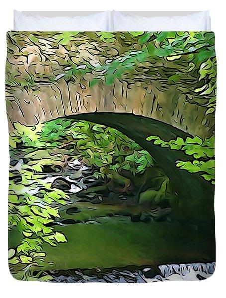 Torc Bridge Duvet Cover