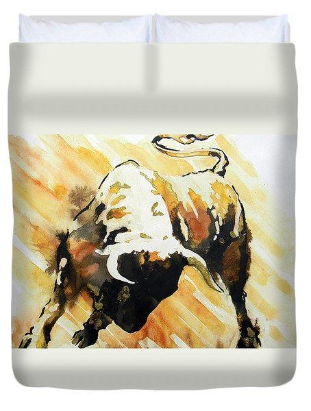 Toro Duvet Cover