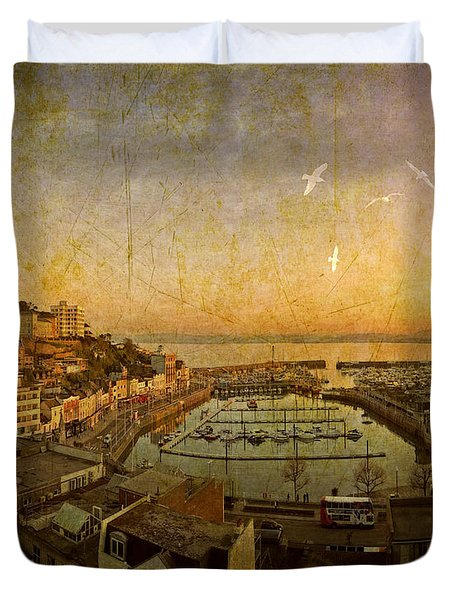 Torquay 2014 No.2 Duvet Cover