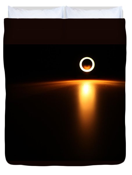 Total Eclipse Duvet Cover