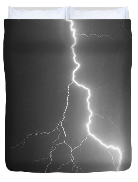 Touch And Go Duvet Cover by J L Woody Wooden