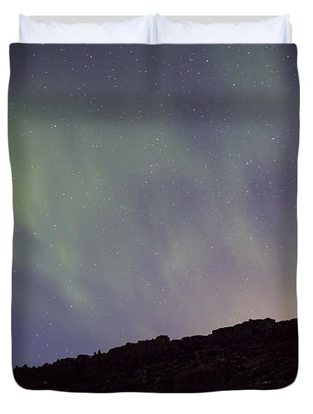 Traces Of Dreams Duvet Cover by Evelina Kremsdorf