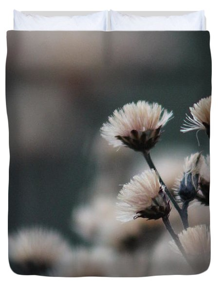 Duvet Cover featuring the photograph Tranquil by Bruce Patrick Smith
