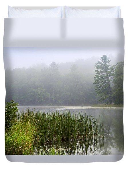 Tranquil Moments Landscape Duvet Cover