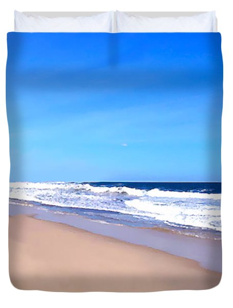Tranquility II By David Pucciarelli  Duvet Cover