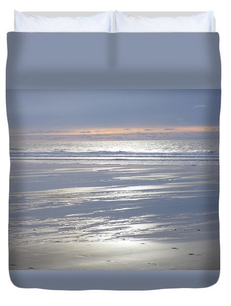 Tranquility Duvet Cover by Richard Brookes